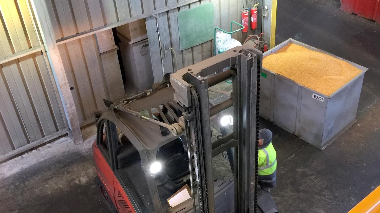Visite usine semences CAVAC TA CFA-MFR-Puy-Sec 2017