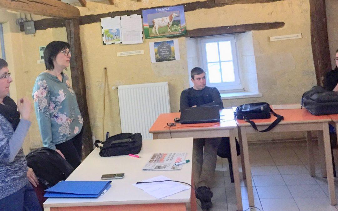 Service de Remplacement de Vendée CFA MFR Puy-Sec