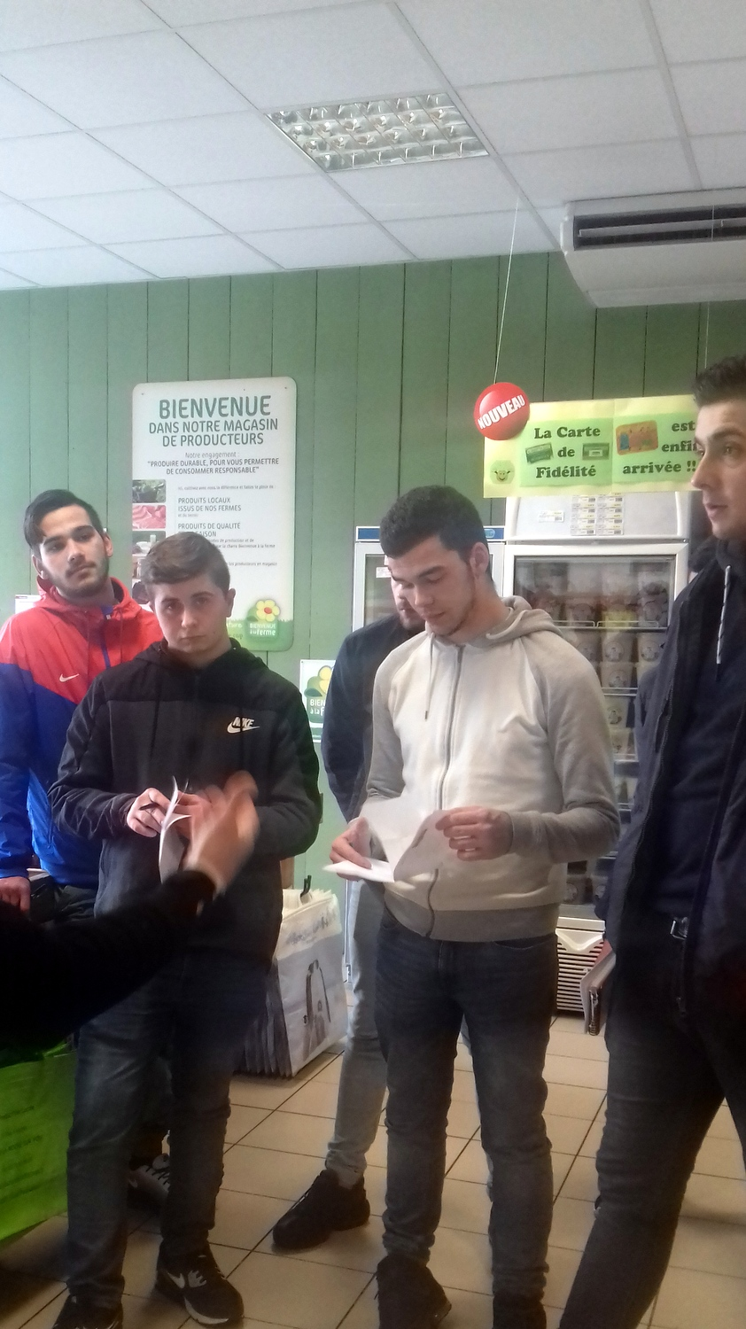 "Ma ""Product'Yon"" : Techniciens Agricoles et magasin de producteurs"