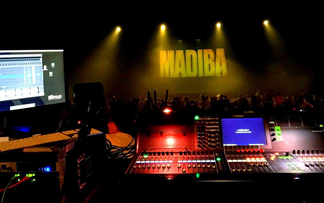 Madiba  Une comédie musicale haute en couleurs