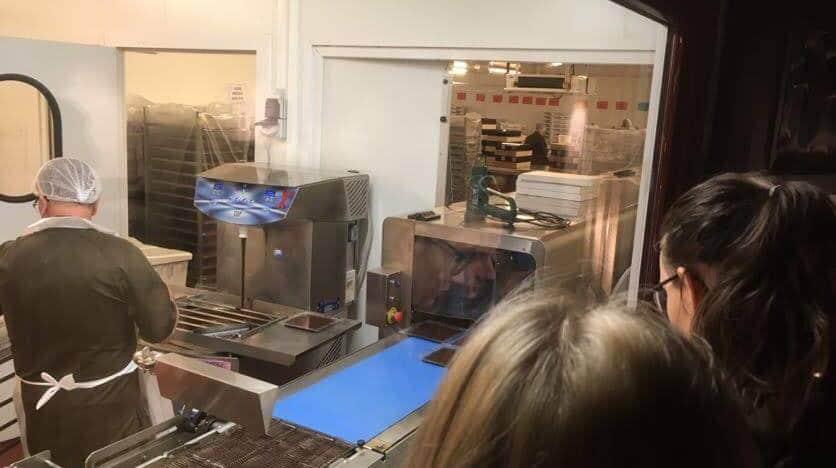 Chocolat VE Pays Basque 2018