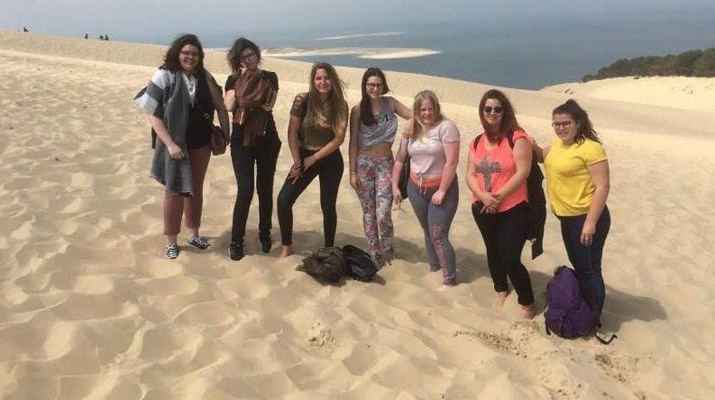 Dune du Pilat VE Pays-Basque