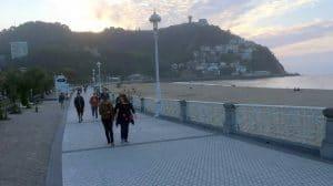 Paseo Pays-Basque soirée du Mardi San Sebastian