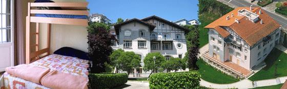 Auberge de jeunesse ONDARRETA Pays-Basque