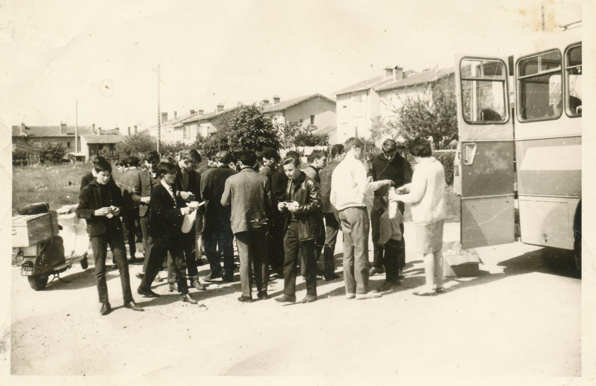 Archives anciens élèves mfr puy-sec 1964 1