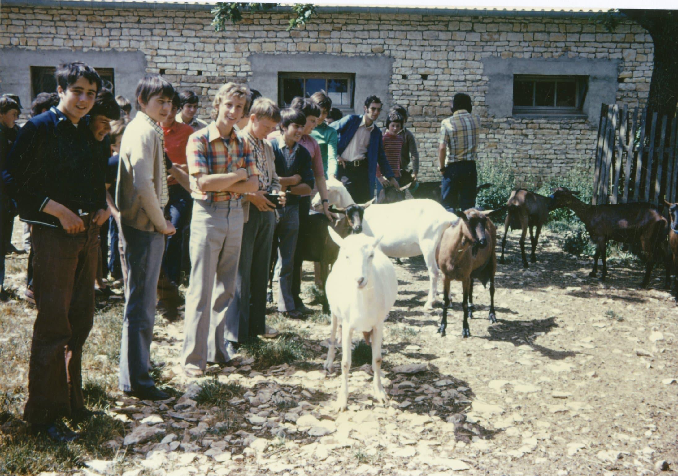 Archives anciens élèves mfr puy-sec 1973 1