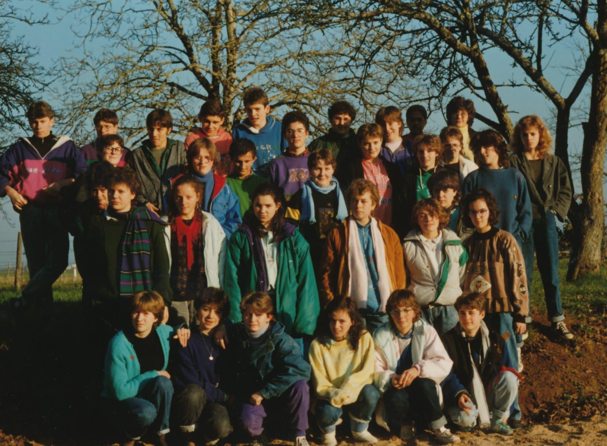 Archives anciens élèves mfr puy-sec 1988 0
