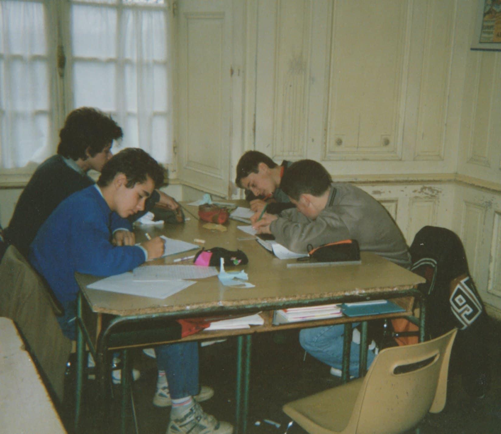 Archives anciens élèves mfr puy-sec 1991 2
