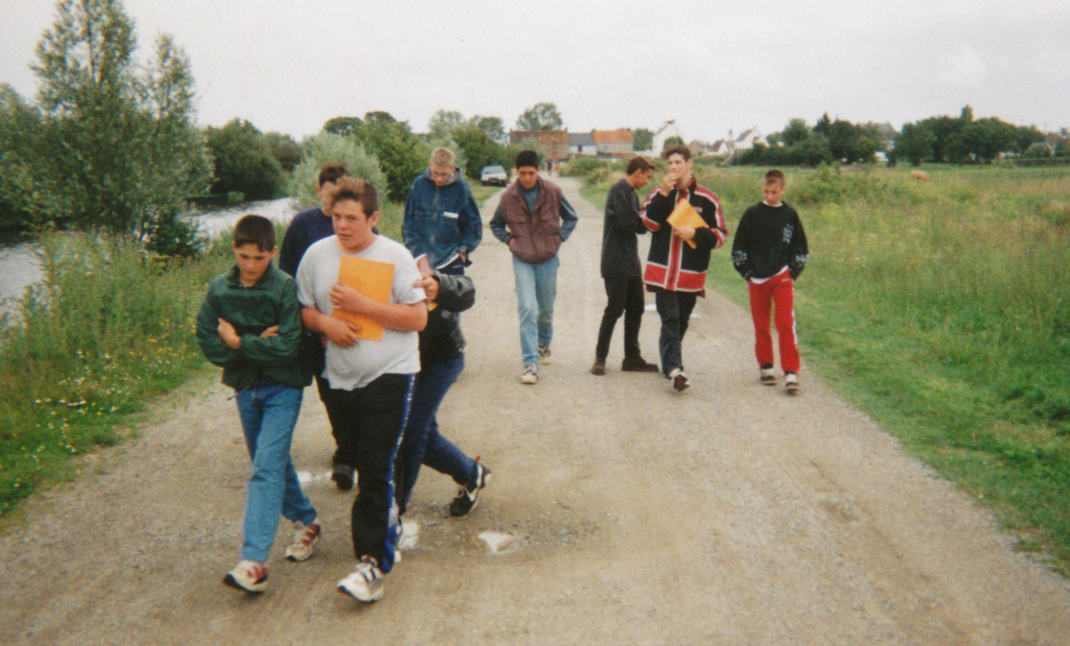Archives anciens élèves mfr puy-sec 1996 5