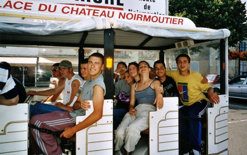 Archives anciens élèves mfr puy-sec 2000 VE Noirmoutier 1