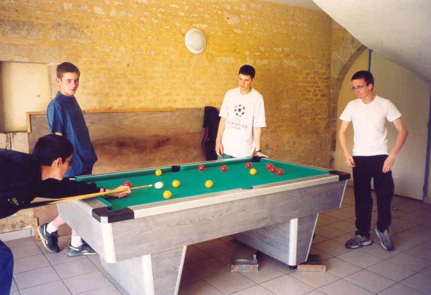 Archives anciens élèves mfr puy-sec 2001 billard 3ème