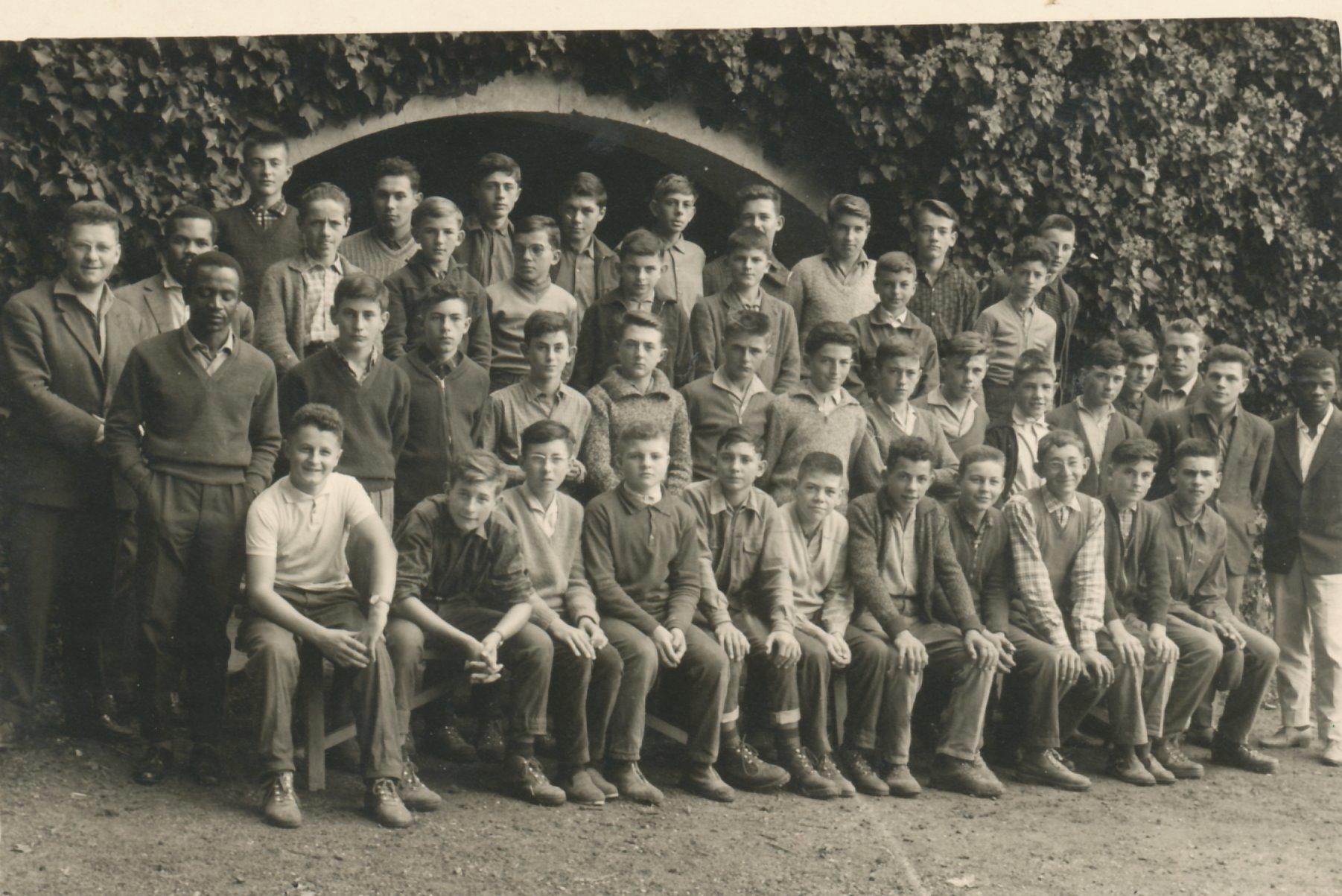 Archives anciens élèves mfr puy-sec 1962 rentrées 2