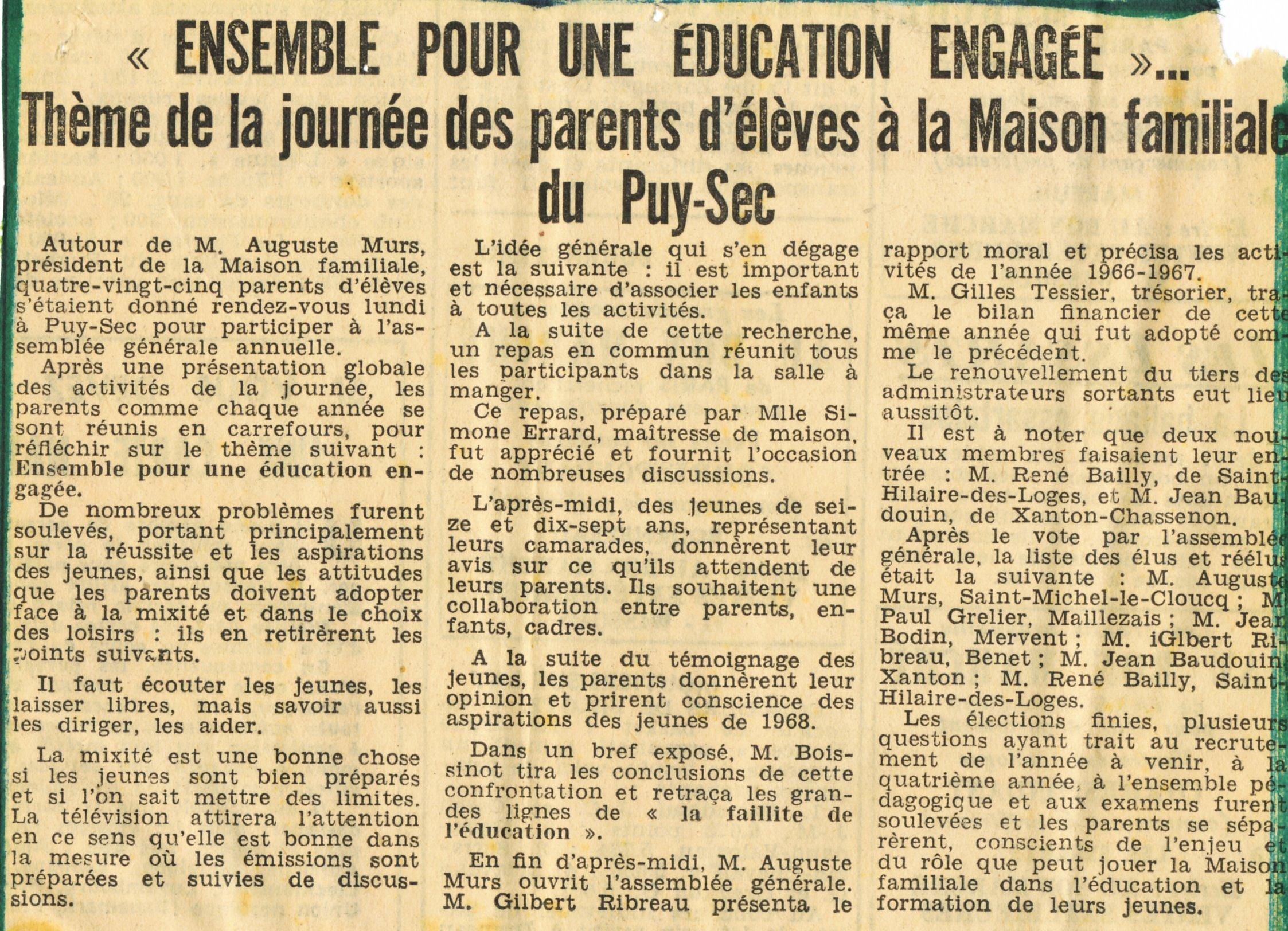 Archives anciens élèves mfr puy-sec 1967 (6)