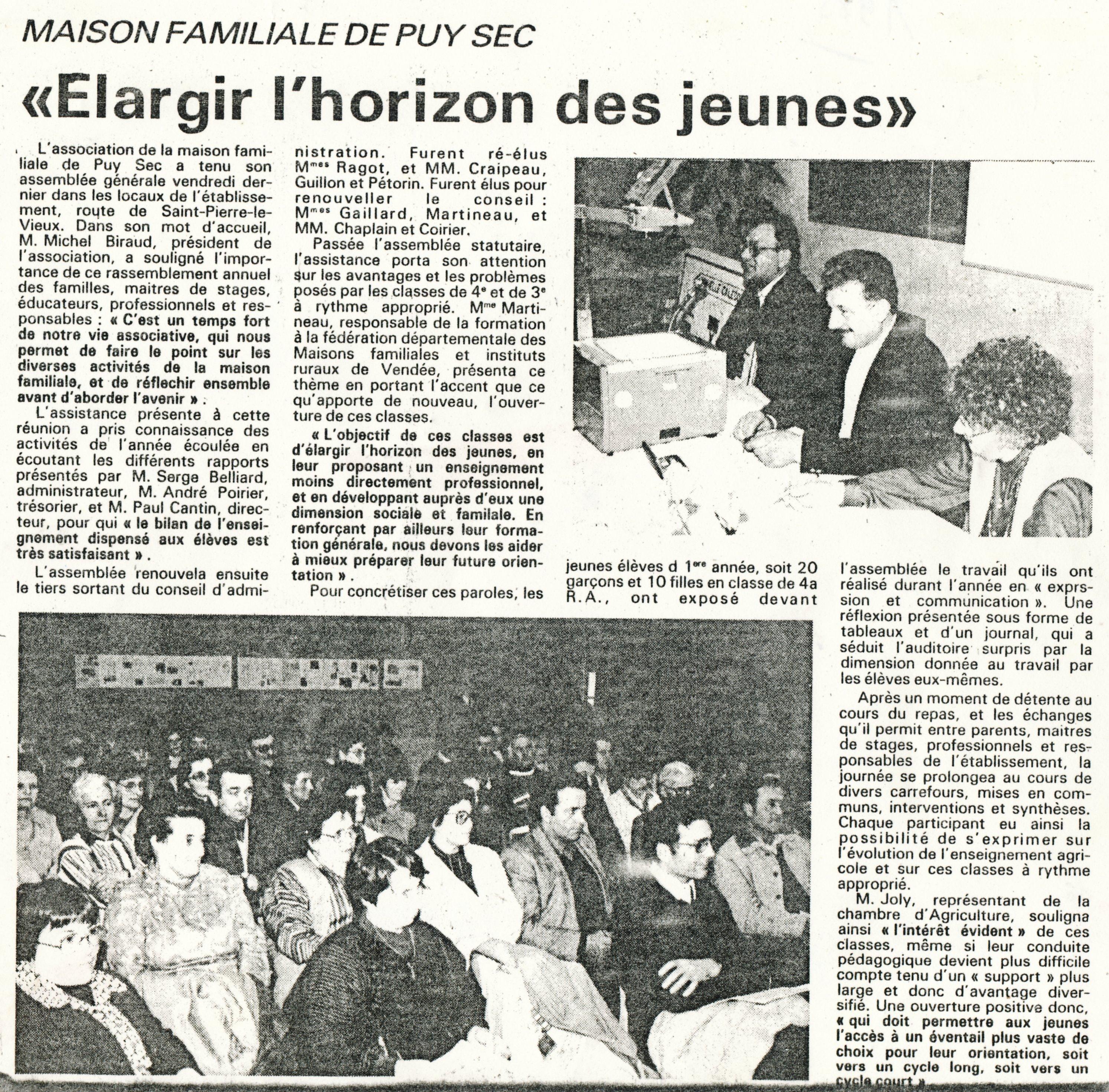 Archives anciens élèves mfr puy-sec 1985 (2)