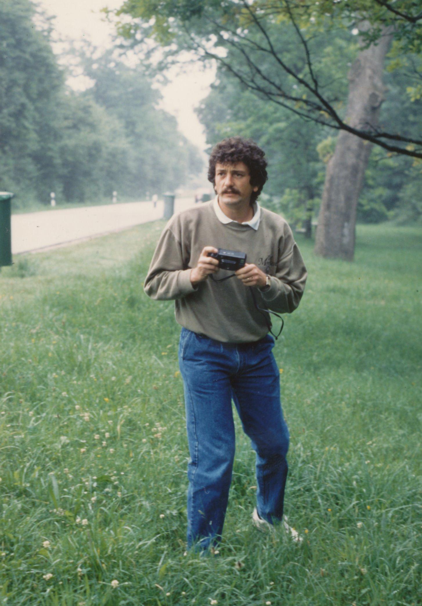Archives anciens élèves mfr puy-sec 1989 Philippe BERNARD Moniteur