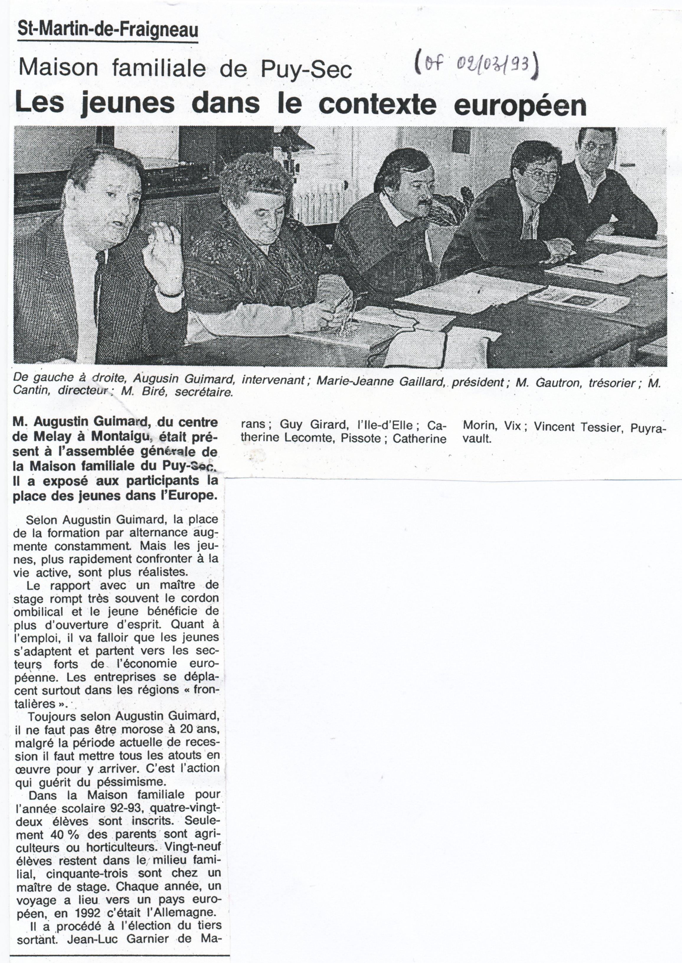Archives anciens élèves mfr puy-sec 1993 (12)
