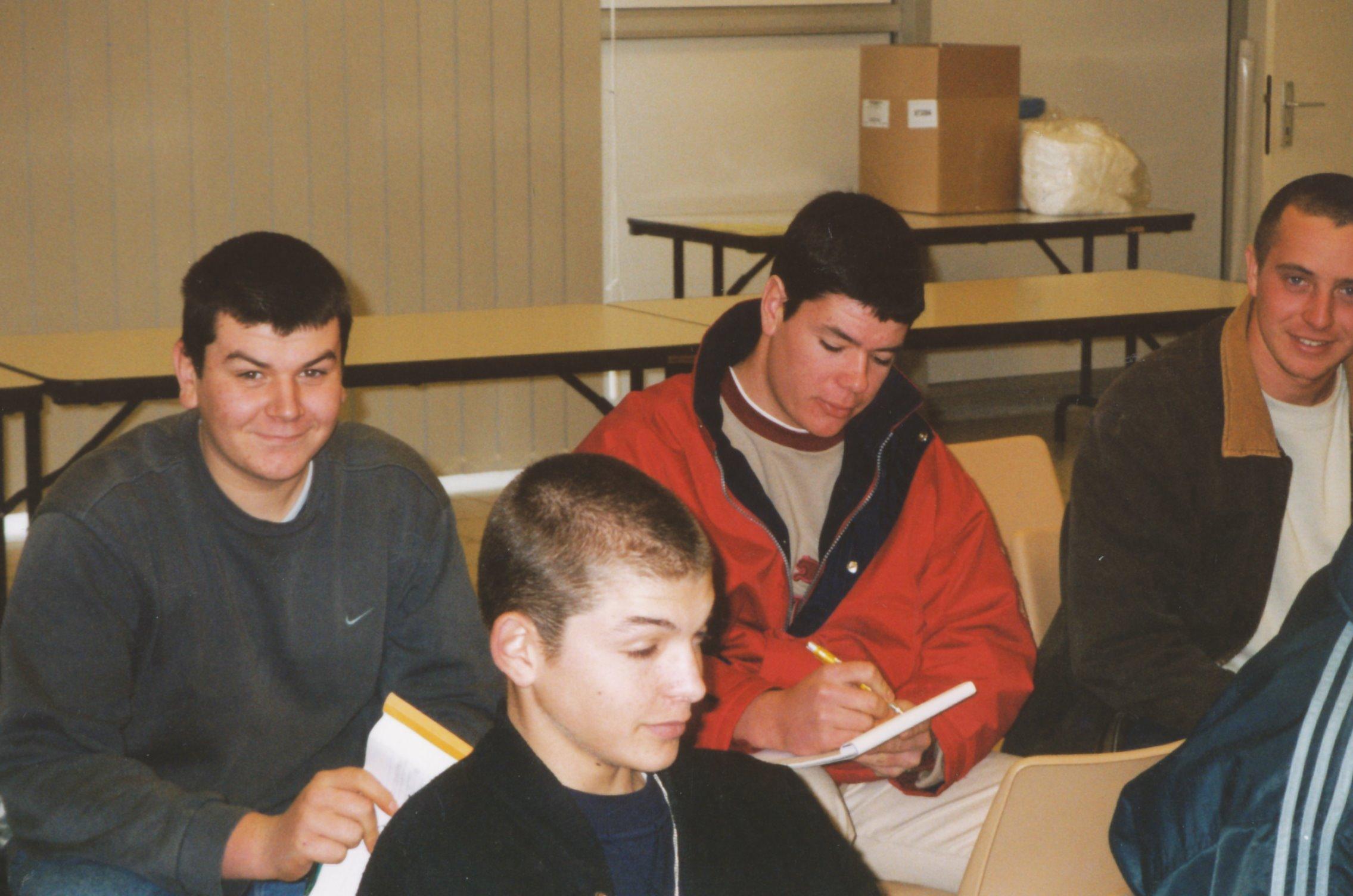 Archives anciens élèves mfr puy-sec 1999 (2)