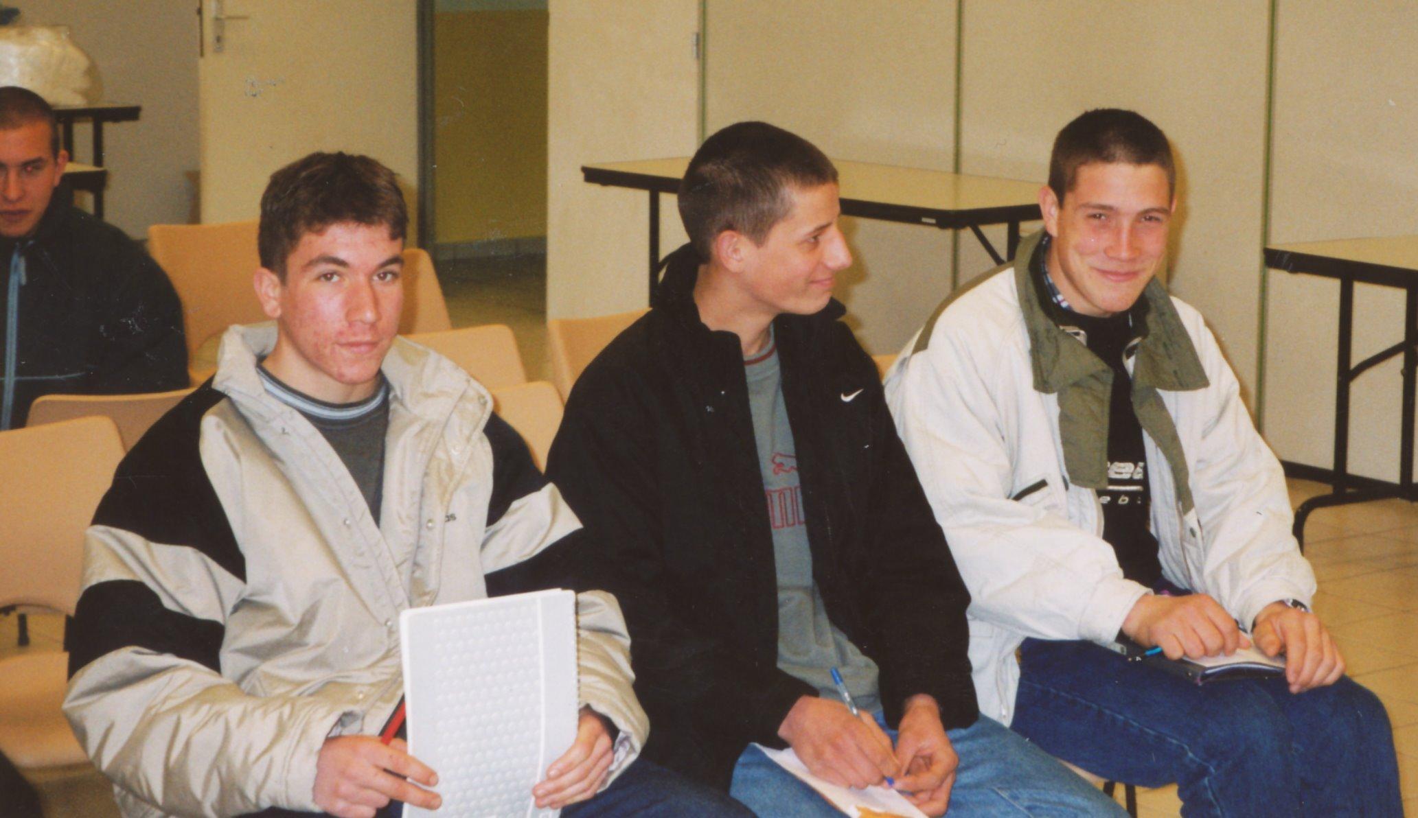 Archives anciens élèves mfr puy-sec 1999 (5)