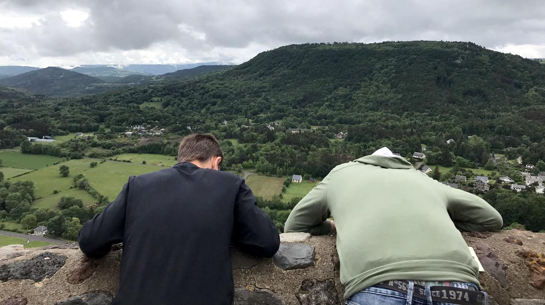 Château de Murol VE Auvergne 2018
