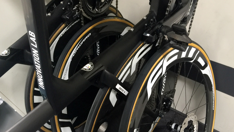 Visite manoir teamdirecténergie les Essarts Vendée vélo Juin 2018 mfrpuysec