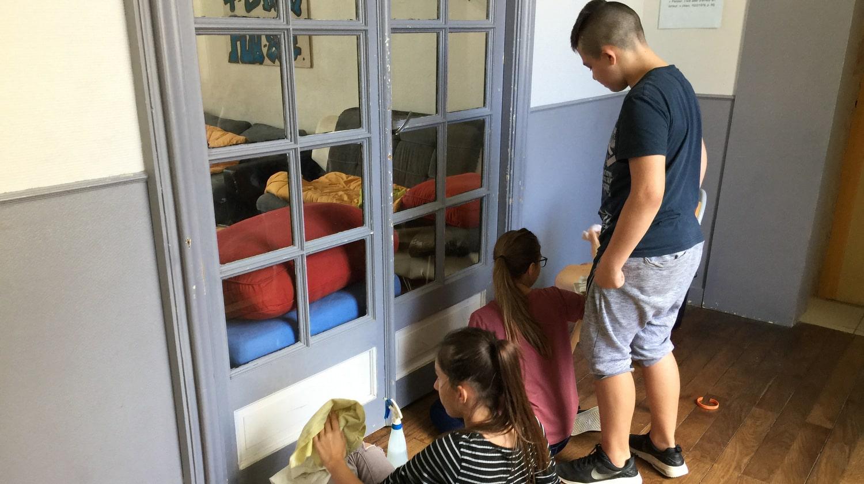 Vie résidentielle au CFA MFR Puy-Sec Services du Vendredi