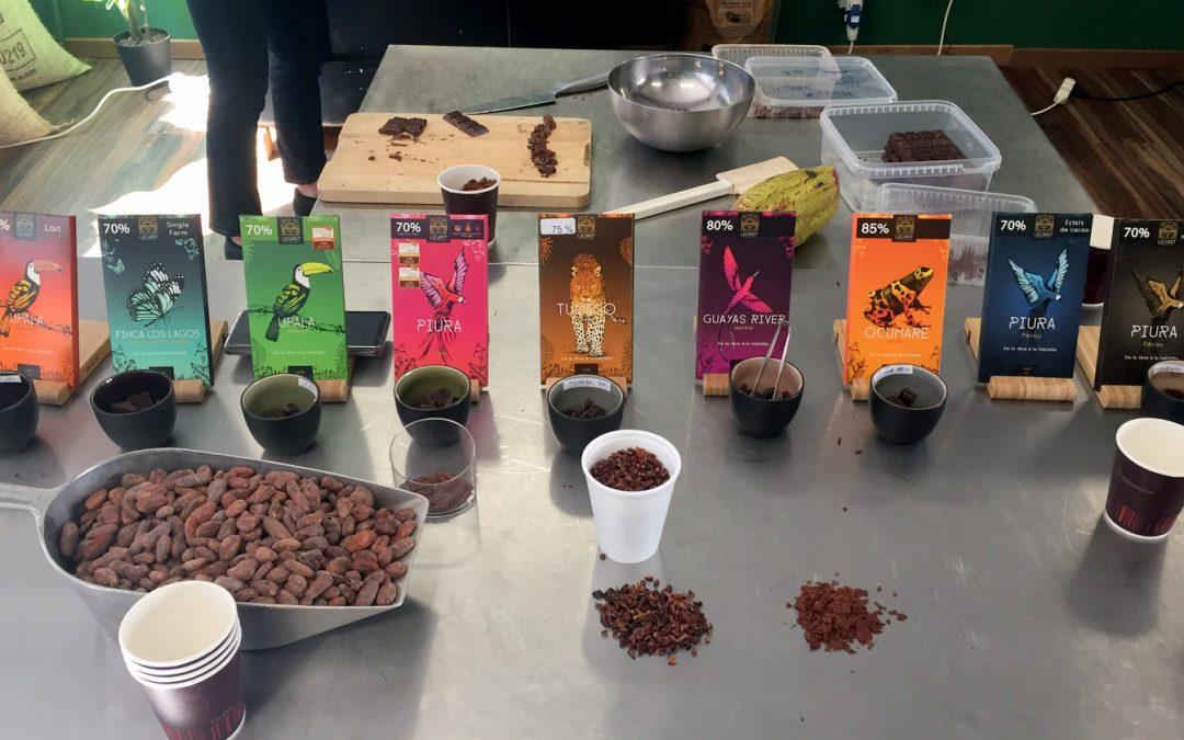 Produits Chocolat Legast Belgique