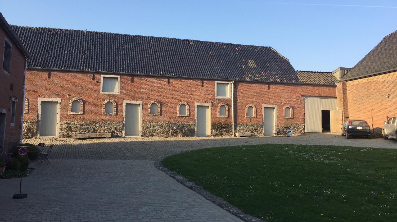 Site de ferme Francotte Belgique