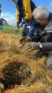 Les arbustes sont à manipuler avec attention -MFR PUY SEC-