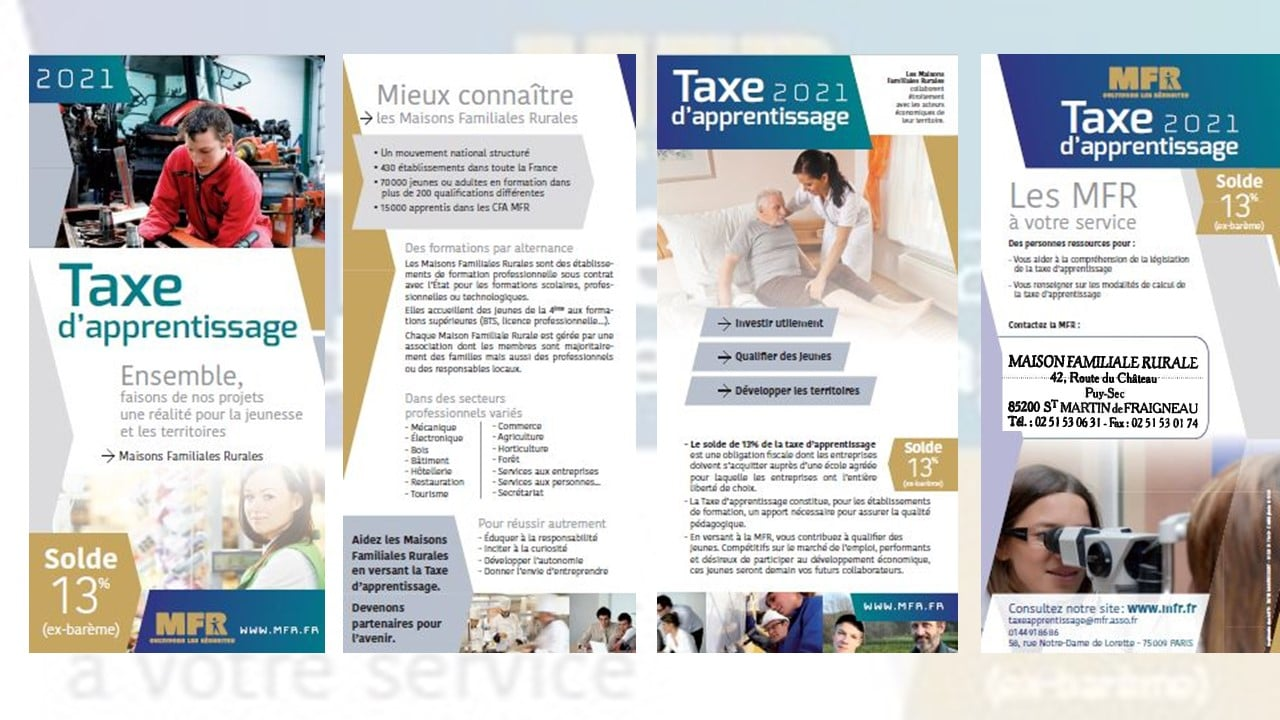 Comment verser votre Taxe d'Apprentisage