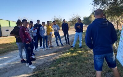 Les Techniciens Agricoles 1 à la rencontre du CIVAM85